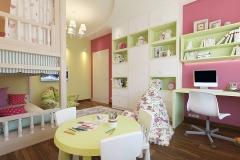 Дизайн-проект детской комнаты изображение-2