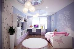 Дизайн-проект детской комнаты изображение-5