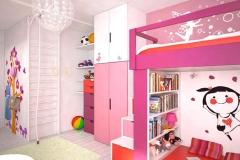 Дизайн-проект детской комнаты изображение-7