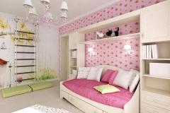 Дизайн-проект детской комнаты изображение-11