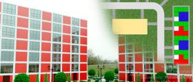 Модульный дом «Тетрис»