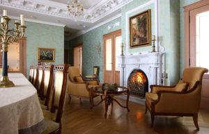 Классический стиль в дизайне дома